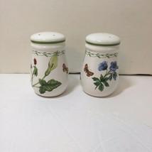 """Salt & Pepper Shaker Studio Nova Garden Bloom 3.5"""" tall Flowers - $33.85"""