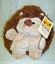 Boyds Bears and Friends Hedgehog Pudgy 7 1/2 inches high - $21.03