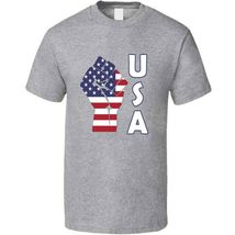 Fight Power Usa T Shirt image 12