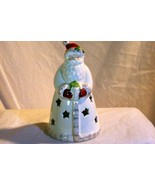Lenox Seasons Sparkle Santa Lighted Figurine - $13.85