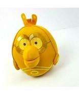 "Angry Birds Star Wars C3PO Plush Official Rovio 6"" Gold 2013 Lucas Film  - $16.83"