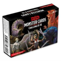 Dungeons & Dragons Spellbook Cards: Monsters 6-16 (D&d Accessory) - $10.88
