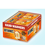 HotHands Hand Warmers Long Lasting Safe Natural Odorless Air Activated 4... - $35.50