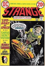 Strange Adventures Comic Book #240 DC Comics 1973 VERY FINE- - $8.79