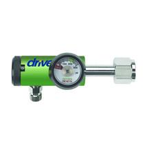 Drive Medical CGA540 Oxygen Regulator DISS Outlet-15LPM Mini - $31.43