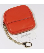 Neiman Marcus Women's Coin Purse/Wallet W/Attached Chain Lobster Hook.Or... - $23.38