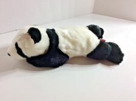 "Ty PEKING the PANDA BEAR Beanie Buddy RETIRED 14"" Plush Animal Soft Tush... - $43.65"