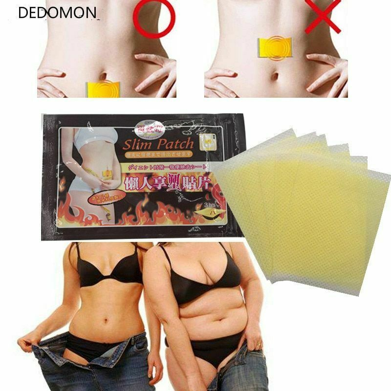 Primary image for 100pcs=10bags Slimming Patch,For Weight Loss, Anti-Cellulite Fat Burning