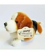 "GANZ Beagle Classics Plush Dog Beagle 13"" with Tags H12020 - $16.20"