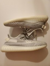 Adidas Yeezy Boost 350 V2 Static EF2905 size 12 non reflective 100% auth... - $395.99