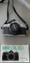 Nice Gently Used Vintage Minolta XG-1 35mm Film Camera - NICE VGC - 1979 - $69.29