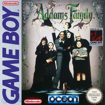 Addams Family GameBoy Loose - $23.27