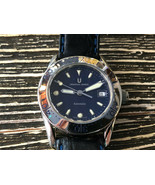 Excl Rare UNIVERSAL GENEVE Diver Automatic LIMITED 860.675 Lady Swiss Watch - $1,212.50