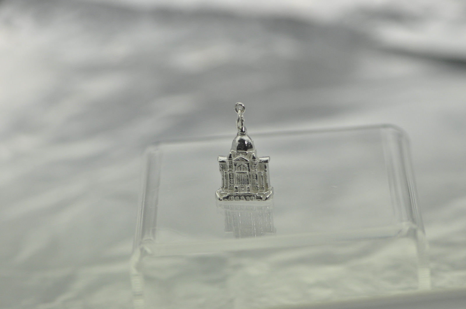 Sterling Silver Charm SAINT JOSEPH MONTREAL Oratory of Mount Royal Quebec Canada