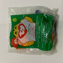 Rare  Ty beanie baby scoop The Pelican 1996 Toy Bird Macdonalds happy me... - $2.97
