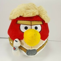 "Angry Birds Star Wars 9"" Luke Skywalker No Sound Plush Stuffed Animal Li... - $12.86"
