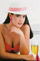 Phoebe Cates vintage 4x6 inch real photo #34425 - $4.75