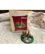 Hallmark Keepsake Ornament Disney Bambi and Friends 2004 - $26.18