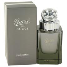 Gucci (New) 1.6 Oz Eau De Toilette Cologne Spray image 1