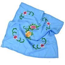 Dance handkerchief Embroidered Handkerchief Cheongsam Accessories [H] - £11.74 GBP