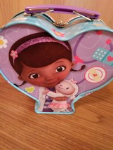 Disney Doc McStuffins Friendship Tin Made in China image 1