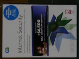 CA Internet Security Suite Plus 2007 - $5.99