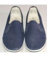 ANCHOR BAY CLASSICS Men's Navy Blue SHOES SIZE 10 - $10.79