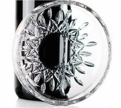 Waterford Crystal Lismore Essence Wine Bottle Coaster # 40034749 New - $99.00