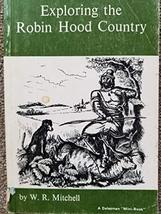 Exploring the Robin Hood Country (Mini Books) [Paperback] Mitchell, W.R. image 1
