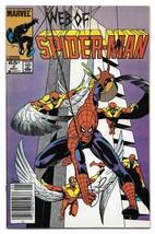 1985 Web of Spiderman Comic 2 from Marvel Comics  - $3.96