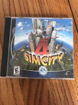 SimCity 4 Jewel Case (PC, 2002) 2-CD EA / Maxis Game Ships N 24h - $12.85
