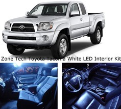 Zone Tech White LED Toyota Tacoma Interior Package Kit 2005 and Up (3 Pieces) - $8.99