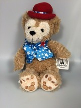 Disney DUFFY hidden mickey Bear stuffed plush animal Americana duffy bear - $39.89