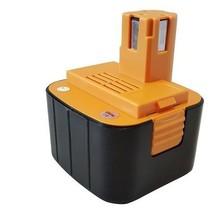 Panasonic EY9200B Replacement Power Tool Battery, 12V 3.0Ah Ni-MH, High Capacity - $47.31