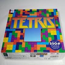 """Tetris Jigsaw Puzzle 550 Pieces Retro 20"""" x 20"""" Ceaco Poster Ages 12+ Co... - $14.95"""