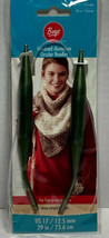 New Wright Boye 29-Inch Long Circular Knitting Needles US Size 17/12.5mm... - $5.34