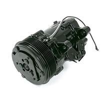 A-Team Performance HC5005BK A/C Compressor Sanden SD-7 Type 6-Groove Serpentine  image 1