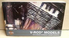 2014 Harley Davidson VRSC V-ROD Models Owner's Manual 99736-14 - $30.03