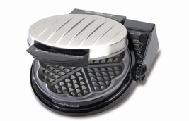 Chef's Choice WafflePro Taste and Texture Traditional 830-SE Five-of-Hea... - $85.71