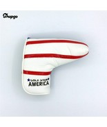 Blade Golf Star America Putter Cover With Magnetic Closure Outdoor Water... - $32.15