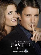 """Castle Poster TV Series Season 1-8 Art Print Size 11x17"""" 24x36"""" 27x40"""" 3... - $10.90+"""