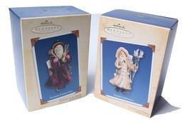 Hallmark Christmas Decoration Father Christmas Collector Series 2004 2005 - $49.97