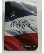 Those Who Support – Prayer Guide Booklet Lutheran Hour Ministries - $9.89
