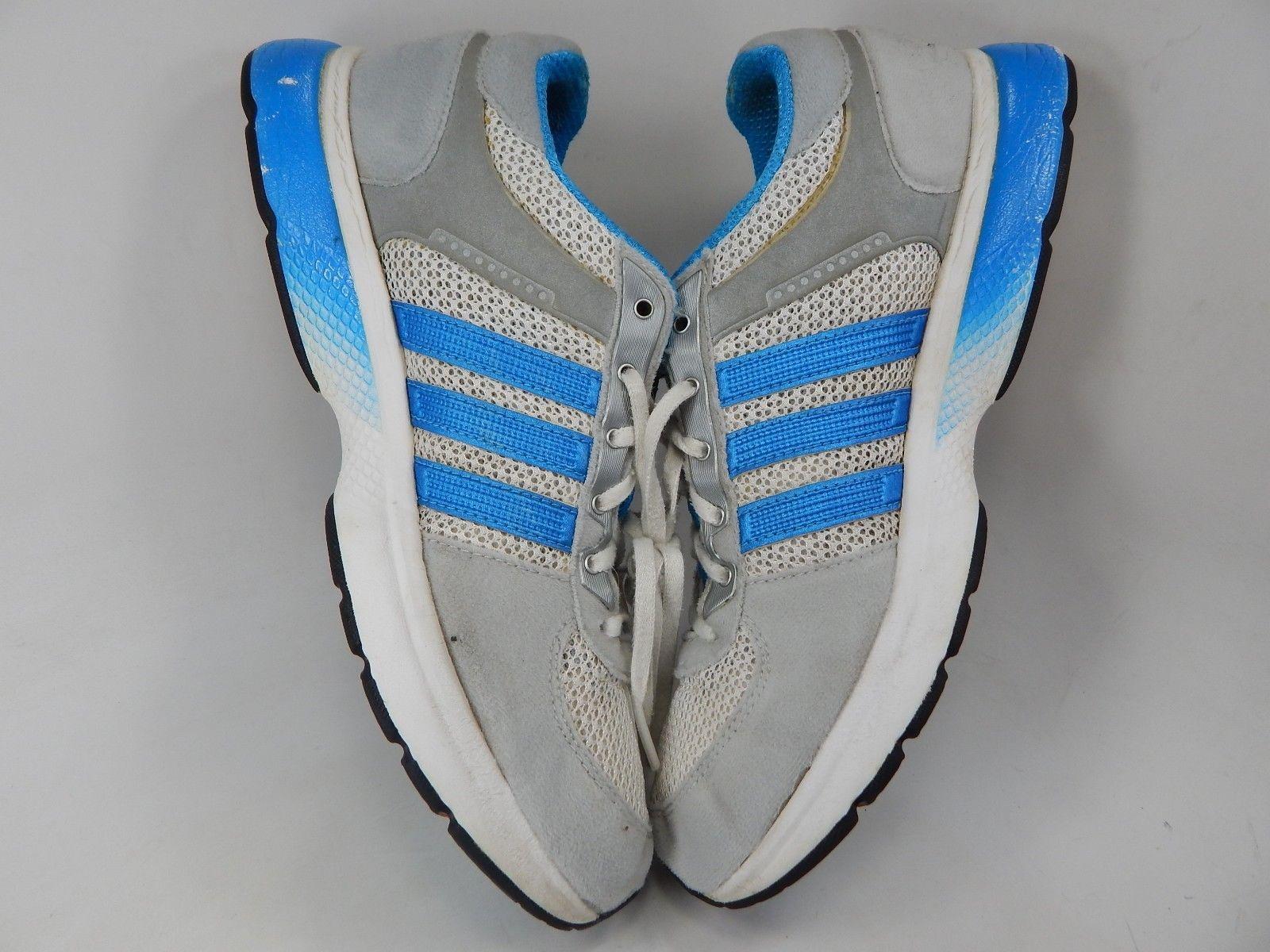 Adidas Atlanta 10 Size 9.5 M (B) EU 42 Women's Running Shoes Gray Blue G20274