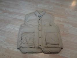 Women's St. John's Bay L Filled Tan Vest Jacket - €14,23 EUR