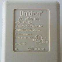 Uniden AD-420 AC Adapter Class 2 Power Supply - $7.67