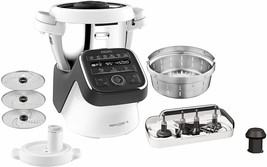 Krups HP50A8 Prep&cook XL- Robot Of Kitchen Multifunction 1550 Stainless 101.4oz - $1,430.41