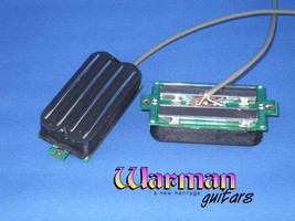 Warman Dominator Quad Hot Rail Humbucking pickup - $26.87