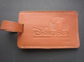 Tokyo Disney Sea construction starts Memorial leather tag officials dist... - $196.19