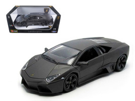 Lamborghini Reventon Matt Grey 1/18 Diecast Model Car by Bburago - $65.79